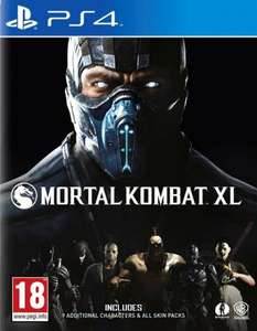 Mortal Kombat XL (PS4) £9.99 PRIME £12.98 (NON PRIME) @ amazon.co.uk