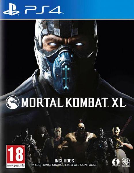 Mortal Kombat XL (PS4) £9.99 PRIME £12.98 (NON PRIME) @ amazon.co.uk
