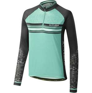 Altura Women's Peloton Team Long Sleeve Jersey - £13.75 delivered @ Chain Reaction Cycles