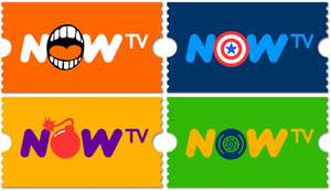 £12 free topcashback for Nowtv trial - New customers