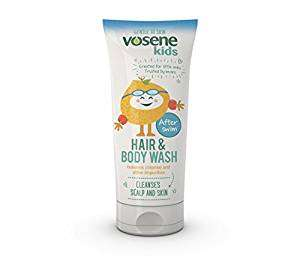 Vosene Tear Free After Swim Hair/Body Wash, 200ml £1 (Add On) @ Amazon