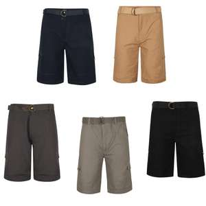 Tokyo Laundry Juno Cargo Shorts £9.99 + Free Delivery w/code @ Tokyo Laundry (30% off other shorts/see OP)