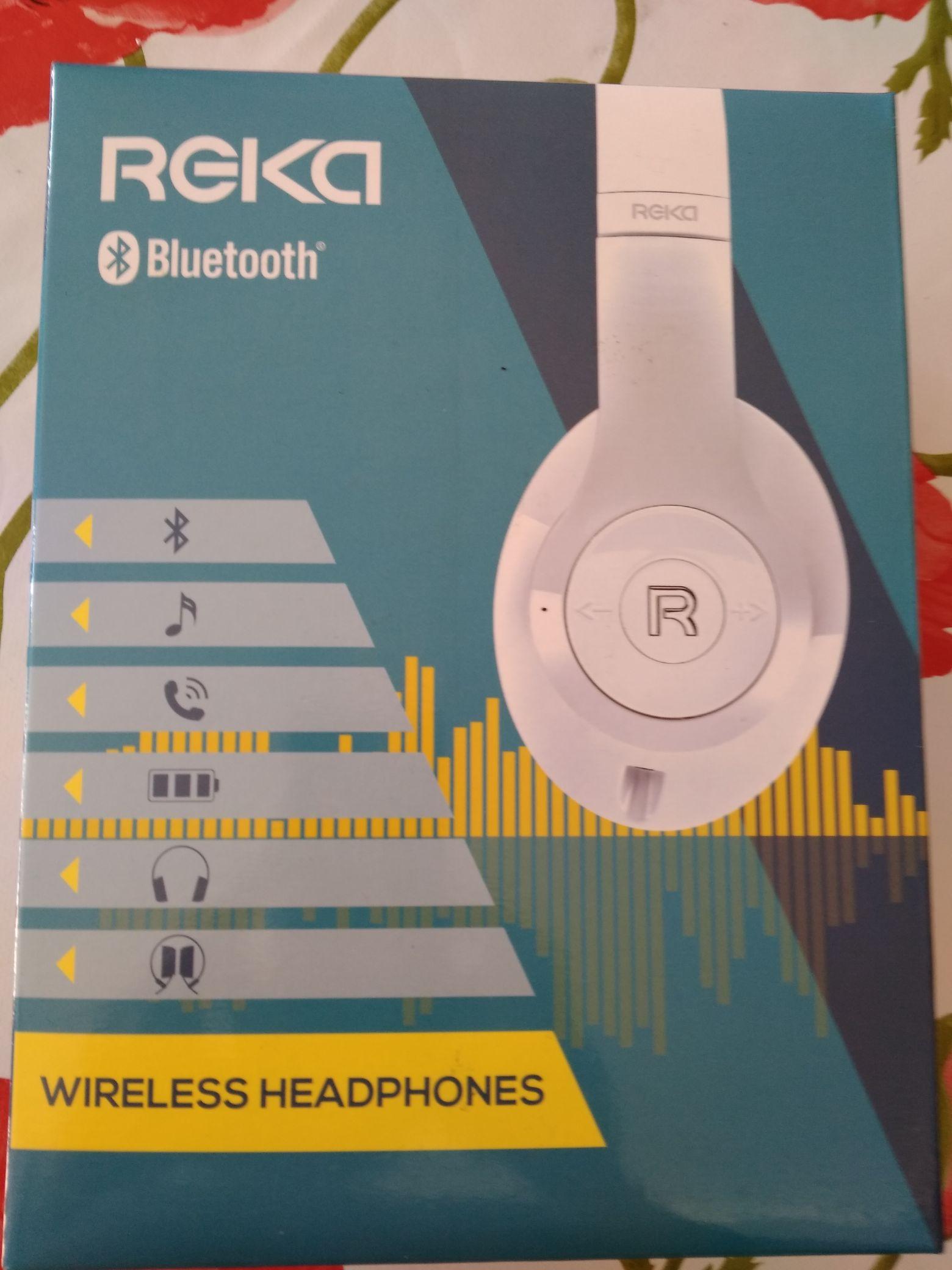 Reka Bluetooth headphones £4.99 at Aldi