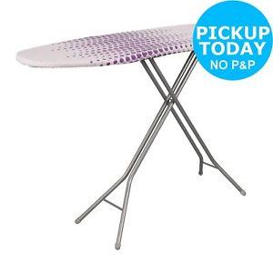 Minky 125 x 45cm Spots Reflector Ironing Board Cover - Purple-From Argos on ebay £6.49 Free c&c