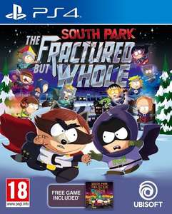 (PS4) South Park The Fractured But Whole (Includes The Stick of Truth Download Code) - £16.99 Delivered @ Go2Games