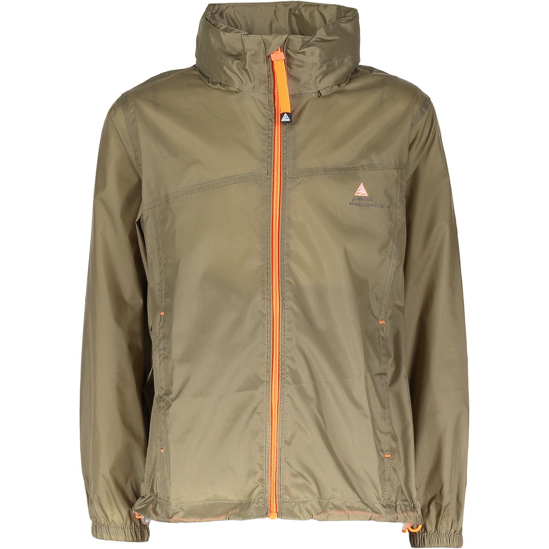 Peak Mountain Khaki Windbreaker Jacket £8 @ TK Maxx 5 year old size