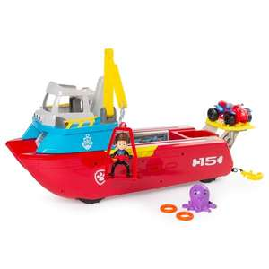 Paw patrol sea patroller £34.99 @ Amazon