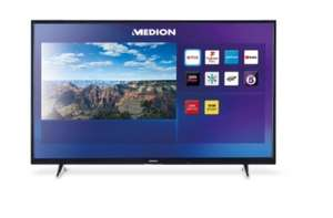 "Medion 55"" 4k Smart TV with HDR - £399 @ ALDI (+£3.95 P&P)"
