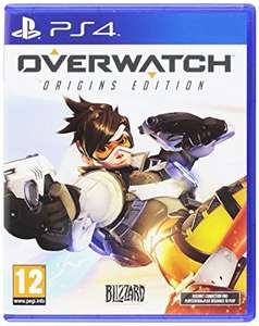 Overwatch PS4 £8.99 Overcooked Gourmet Edition PS4 £5.99 Gran Turismo Sport £9.99 (Used) @MusicMagpie