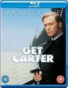 Get Carter [1971] [Region Free] (Blu-ray) £5.99 delivered @ The Entertainment Store (Ebay)