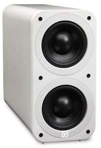 Q Acoustics 3070s Subwoofer BGRADE Graded Stock -GRADE 2 - White Gloss - £149 (+ £9.95 P&P) @ eBay (store armour_outlet)