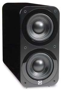 Q Acoustics 3070s Subwoofer BGRADE Graded Stock -GRADE 2 - Black Gloss - £149 (+£9.95 P&P) @ eBay (store armour_outlet)