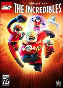 Lego Incredibles PC pre order only £19.99 on cdkeys