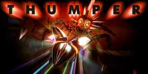 Thumper for Nintendo Switch 50% off on the eShop £7.99