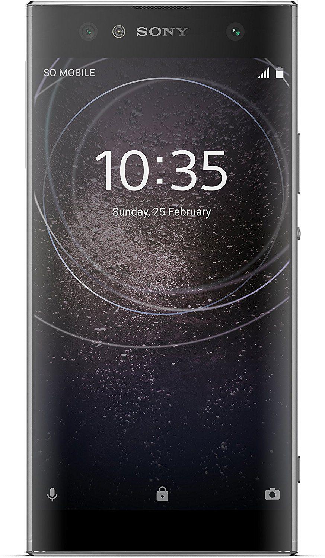 Sony Xperia XA2 Ultra 6-Inch 32 GB Android O UK SIM-Free Smartphone - Black & Silver £249.99 @ Amazon