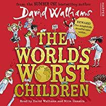 World's Worst Children - Audiobook (David Walliams) £2.99 @ Audible