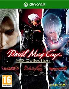 Used Xbox One/PS4/3DS games from £4.49 Devil May Cry HD Collection £4.99 (more in post) @ musicmagpie ebay