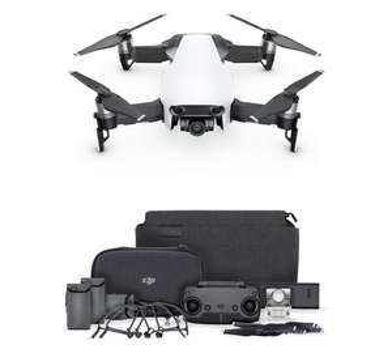 DJI Mavic Air Fly More Drone Combo - Artic White £830.99 @ Argos