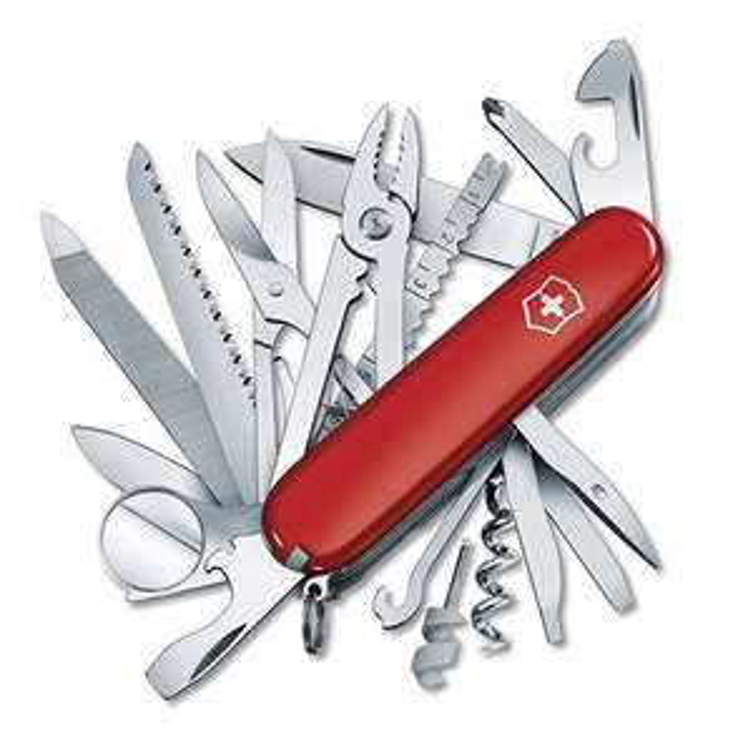 Victorinox Swiss Army Knife Champ down to £41.28 @ Amazon