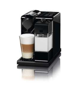 Nespresso Lattissima Touch, Black - £135 + 8% quidco + 2 year warranty + free delivery @ House of Fraser