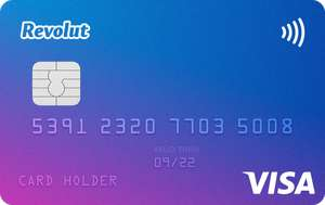 Revolut offering free physical cards again when you top up £10 (maybe account specific)