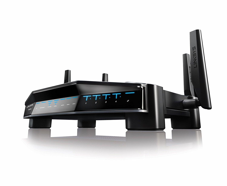 Linksys WRT32X-UK AC3200 Dual-Band Wi-Fi Gaming Router - Amazon - £107.47