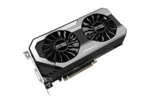 Pailt Jetstream Nvidia 1060 6gb graphics card - £238.97 @ ebuyer