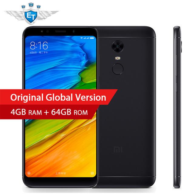 Xiaomi Redmi 5 Plus 'B20' 4/64GB, 4000mAh, Full Screen £121 @ Aliexpress/eternal