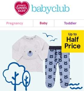F&F Kids Sale upto Half Price now on - Items from as low as 50p