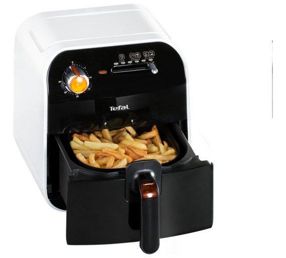 Tefal Fry Delight FX100040 Low Fat Fryer – White was £84.99, now £54.99 @ Argos