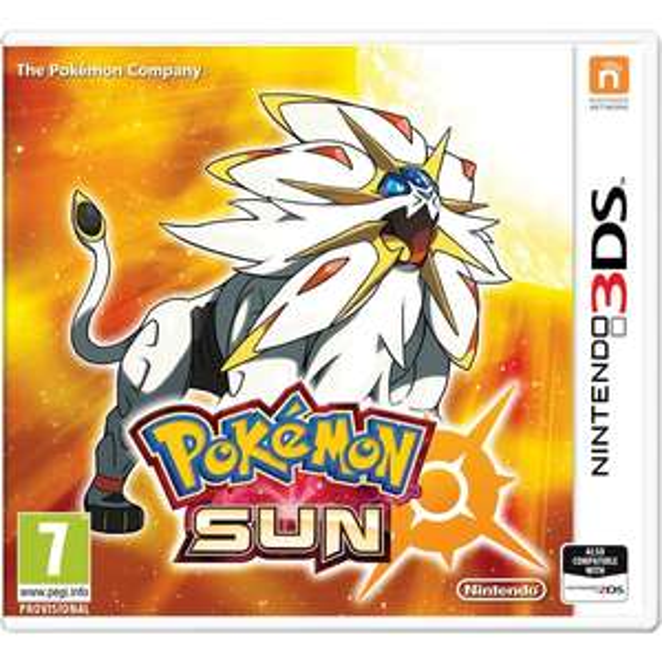 Pokemon sun £10 - C&C only @ Smyths Toys