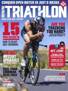 220 Triathlon Magazine Subscription - 5 issues for £5 @ Buysubscriptions