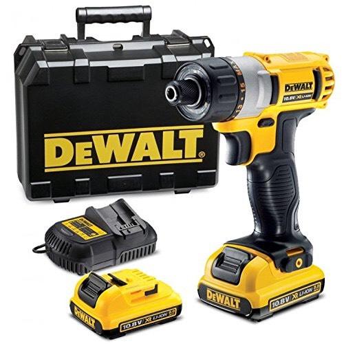 Dewalt DCF610D2 10.8V Cordless li-ion XR Subcompact Screwdriver 2 x 2Ah Batteries - £89.99 @ Toolsense