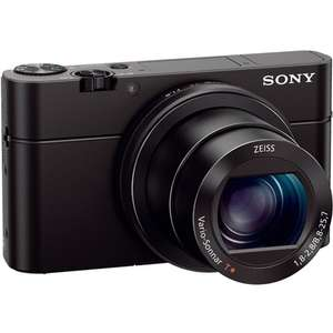 Sony RX100M3 £374.00 (£224.00 after cashback) from Amazon