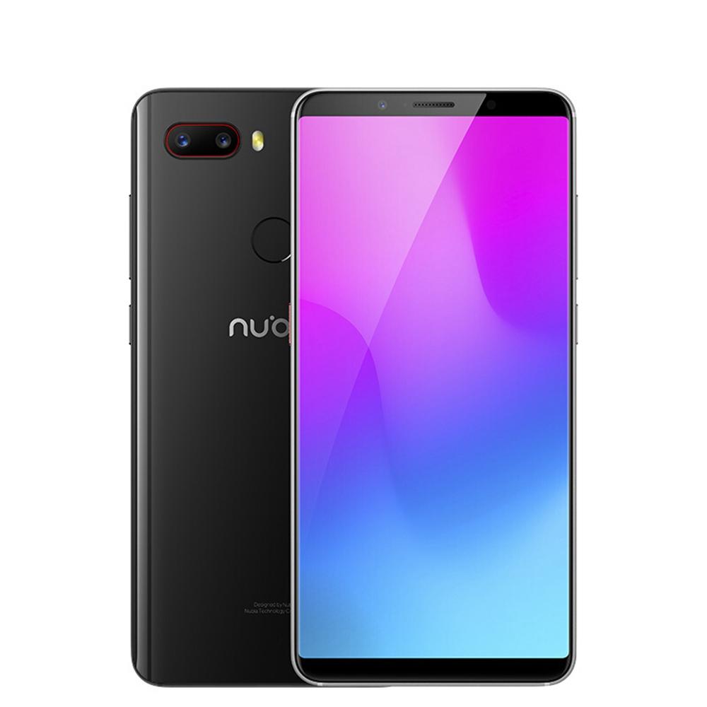 Nubia Z18mini 5.7 Inch 4G LTE Smartphone Snapdragon 660 6GB 64GB  @ Geekbuying