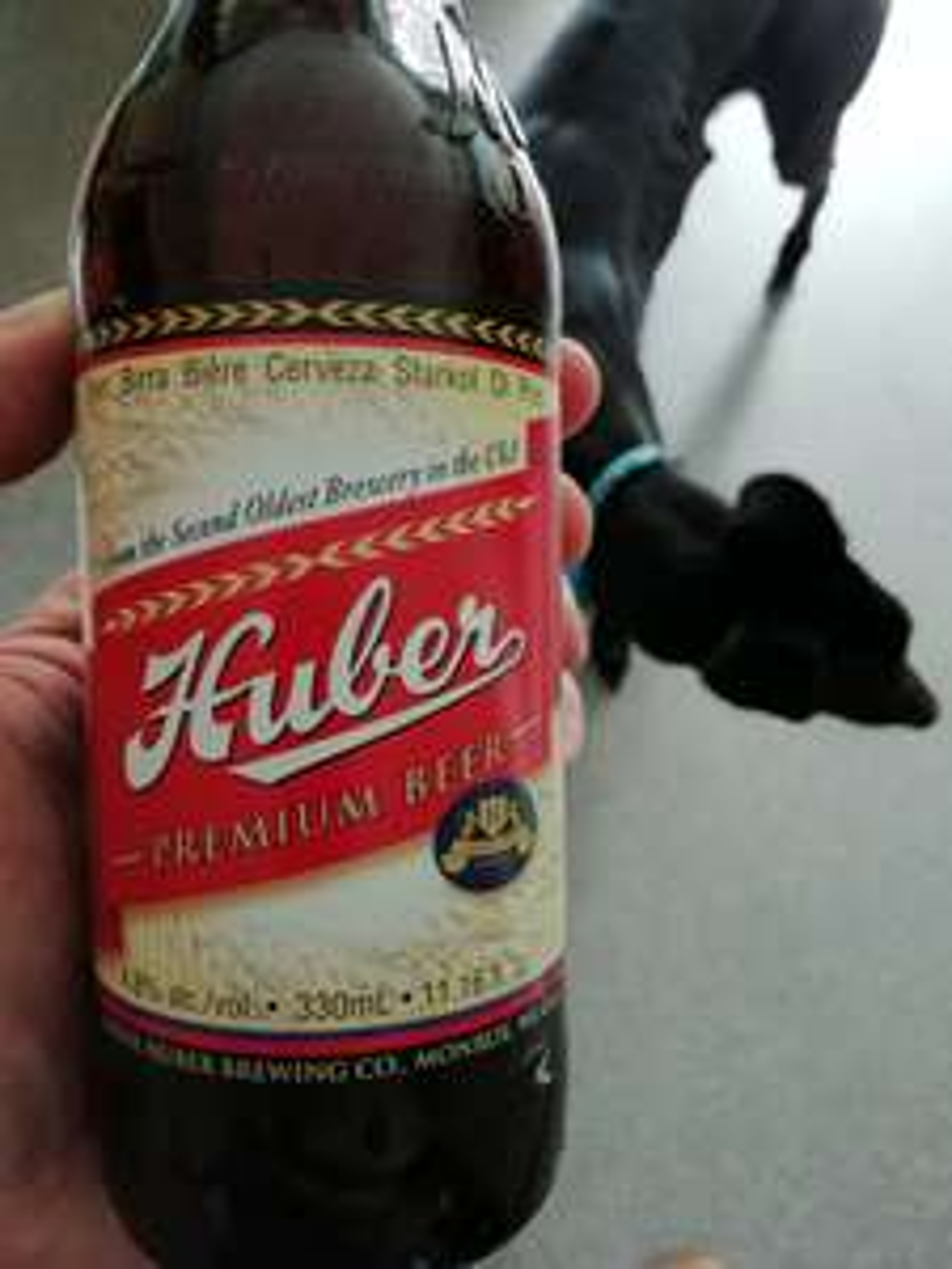 Huber Premium Beer 330ml 79p Home Bargains (Stafford)