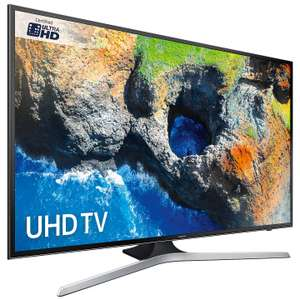 "Samsung 55"" UE55MU6120 HDR 4K Ultra HD Smart TV just £419 at John Lewis"