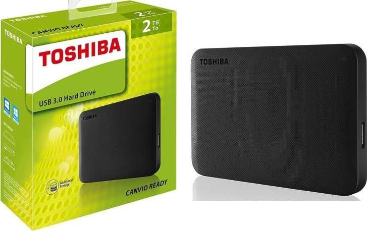 "Toshiba Canvio 500gb £12.50 Canvio 2TB £21 and Panasonic 40""TV TX-40ES400B for £249 instore @ Asda Home store"