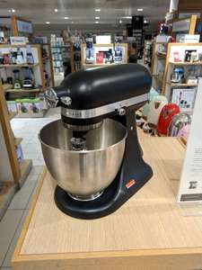 Kitchen aid stand mixer with free pasta attachment worth £135 instore @ Fenwick (London) - £249