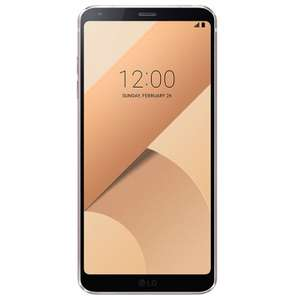 LG G6 H870DS 64GB Dual Sim SIM FREE/ UNLOCKED- Gold without B&O earphone @ Eglobal central - £265.99
