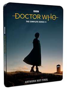 Doctor Who Complete Series 11 Steelbook £48.99 Amazon Exclusive.