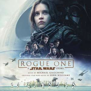 Rogue One: A Star Wars Story - Double Vinyl LP £14.94 delivered at RecordStore