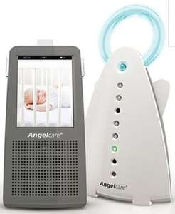 Angelcare AC1120 digital video & sound baby monitor was £120 now £60 @ Asda C+C (discounted in basket)