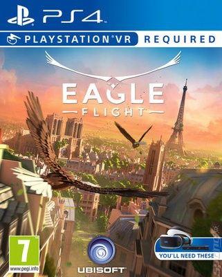 Eagle Flight (PSVR) 11.11 delivered @ music magpie