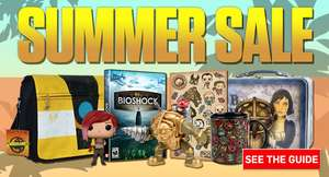 Summer sale on 2K store