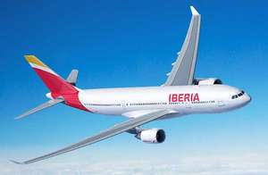 (IBERIA PLUS MEMBERS) Iberia 9000 bonus avios points per booked flight before midnight