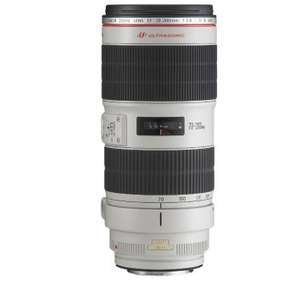 Canon lens 70-200mm f2.8 L II EF USM £1599 @ Camera world