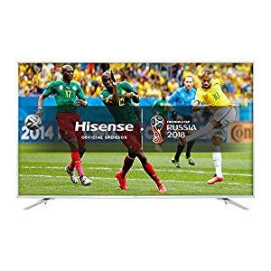 Amazon £1,349.10 Hisense H75NEC6700UK 75-Inch 4K Ultra HD HDR Smart TV - Silver (2018 Model)