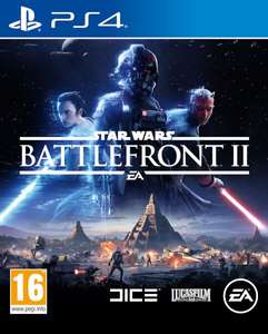 Star Wars Battlefront 2 PS4 - £10 @ Tesco