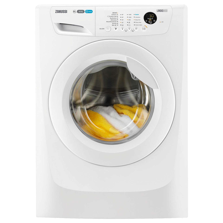 Zanussi ZWF01483W Washing Machine A+++ 10kg washing machine £244 w/code + 2 Year Guarantee @ John Lewis